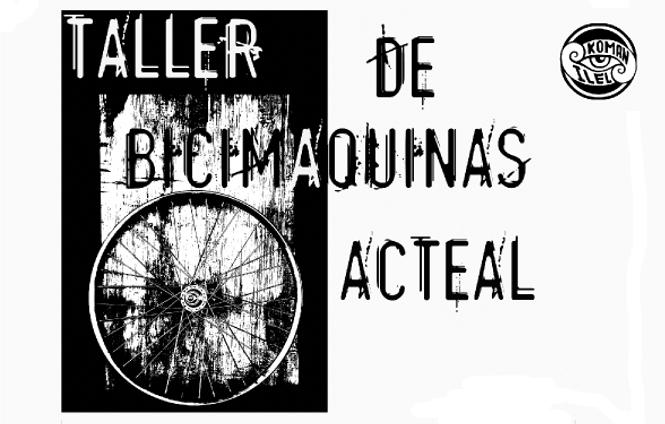 En este video, resultado de un taller con las abejas de Acteal, aprendemos a hacer un Bici molino, una bici licuadora, una bici desgranadora de...