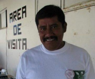 PRIMERA VISITA A ALBERTO EN EL CEFERESO No. 8 Durante la Huelga de hambre de presos del CERESO No. 5 de San Cristóbal de Las...