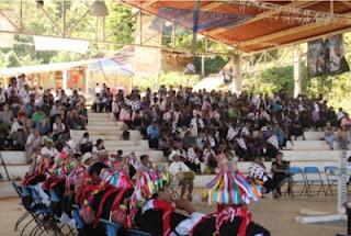 El Lunes 16 de Abril La sociedad Civil de Las Abejas albergó la Preaudiencia del Tribunal Permanente de los Pueblos en Acteal, Ch'enal vo', Chiapas....