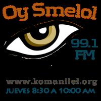 """Muy Buenos días radio-escuchas, este es su programa de resumen de noticias """"Oy Smelol"""" que traducido al español es tiene razon o , estamos transmitiendo..."""