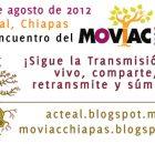 MOVIAC-Chiapas México es un movimiento social incluyente, conformado por diversas organizaciones y grupos de base que identificamos la crisis climática como resultado de los modelos...