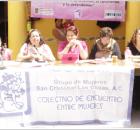 El Centro de Derechos de la Mujer de Chiapas y El CDMCH Grupo de Mujeres de San Cristóbal COLEM sustubieron el día de hoy la...