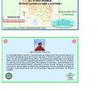 Conferencia impartida por: Pablo Mamani Ramírez A partir de las 17:00 horas Lugar: Cideci-Unitierra Chiapas . Camino Viejo a San Juan Chamula s/n Colonia Nueva...