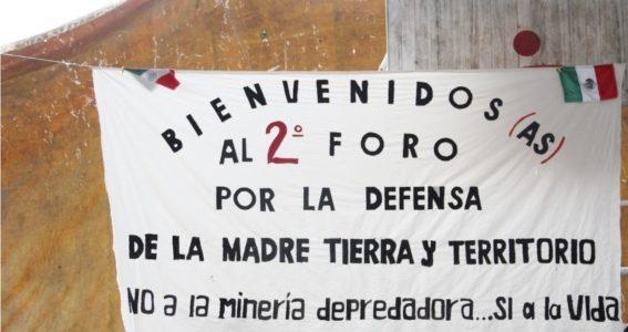 El pasado 15 de Septiembre se realizó en el Ejido Santa María, del municipio de Chicomuselo, Chiapas; el segundo Foro por la defensa de la...