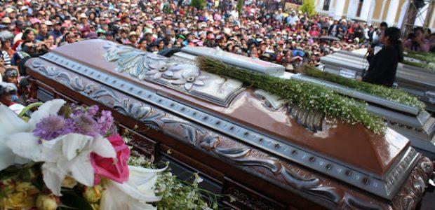 1. Su profundo dolor por la muerte de 7 hermanos Mayas, a causa de la represión del Estado, y se solidariza con sus familias y...