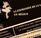 """FORO 3ra Jornadas de Reflexion y Analisis """" La Expresion de la Libertad en Mexico """". La práctica del periodismo y la comunicación popular bajo..."""