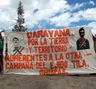 """Europa/México: ¡NO PASARAN! """"Experiencias de luchas en contra de los mega-proyectos y en defensa del territorio"""" Participan: Ejido San Sebastián Bachajón (Chiapas) contra la privatización..."""