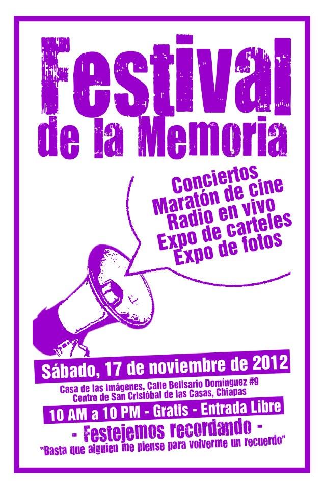 """""""Basta que alguien me piense para volverme un recuerdo"""" Estesábado 17 de noviembre se cumplen 29 años del nacimiento del EZLN. Como Red de Medios..."""