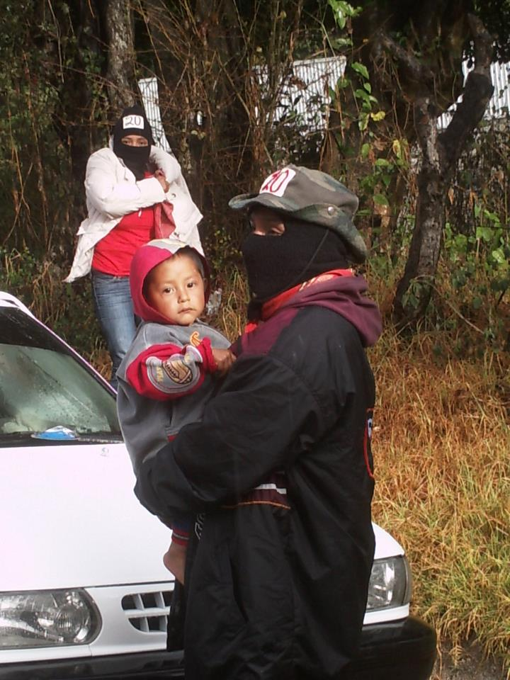 Miles de Bases de Apoyo del Ejército Zapatista de Liberación Nacional se han movilizado hoy 21 de diciembre en los principales municipios del estado de...