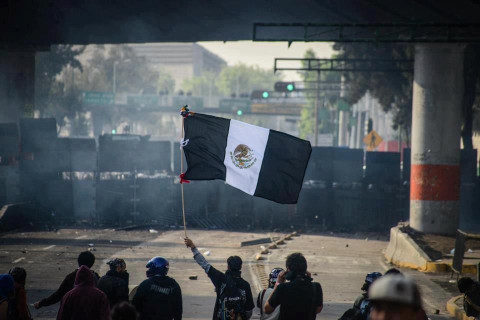 bandera negra mex