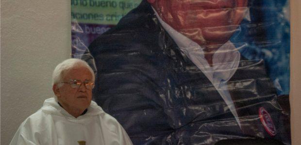 23 de enero del 2013, San Cristóbal de Las Casas, Chiapas. En su visita a Chiapas, jTatic Raúl Vera celebró ayer 23 de enero, junto...
