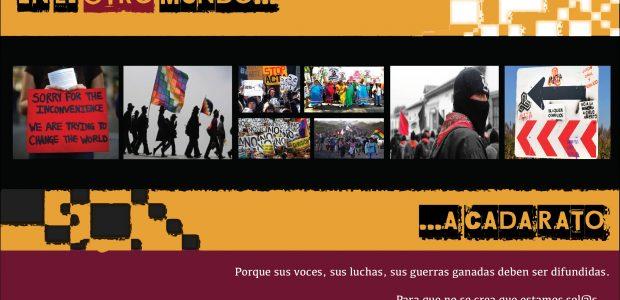 Desde una otra Puebla. Información semanal de las Otras noticias sobre las luchas, movimientos y defensas que los pueblos y organizaciones hacen todo el tiempo....