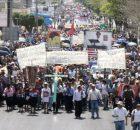 """Organización de la Sociedad Civil """"Las Abejas"""" Tierra Sagrada de los Mártires de Acteal Acteal, Ch'enalvo', Chiapas. México. 19 de abril del 2013. Tierra Sagrada..."""