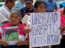 10 de abril de 2013. El pueblo de El Bosque vuelve a salir a las calles a exigir libertad y justicia para su compañero injustamente...