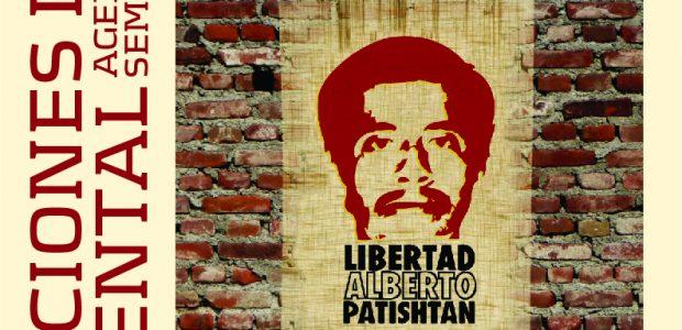 Estamos en plena Campaña por la Libertad de Alberto Patishtán, desde ahora hasta el viernes 19 de Junio, fecha en que cumple 13 años de...