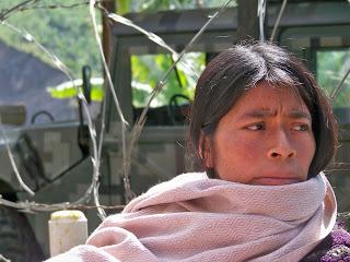 GIRA NACIONAL DE LAS MUJERES ORGANIZADAS DE LA SOCIEDAD CIVIL LAS ABEJAS  7-10 de MAYO – 2013 —————————————————————————————————————– PRESENTACION DEL VIDEO: Antsetik tsa´ik...