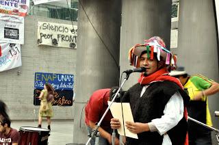 Organizacion de la Sociedad Civil Las Abejas Tierra Sagrada de los Mártires de Acteal Acteal, Ch'enalvo', Chiapas, México. 11 de mayo del 2013 A las...