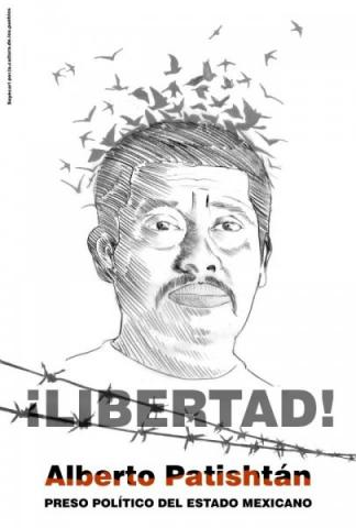 Visita la página http://albertopatishtan.blogspot.mx/ con información de las movilizaciones solidarias y agenda de acciones 19 de junio: Nueva convocatoria por el preso político Alberto Patishtán,...