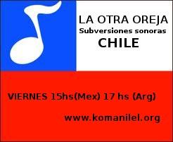 Hoy compartimos música directamente desde Chile. Escuchá y descargá el programa de radio [display_podcast] Un programa musicalmente incorrecto Melódicamente tendencioso De utópicos ritmos y contradictorias...