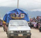El día de hoy 26 de agosto las 12 familias (70 personas) desplazadas de La Colonia Puebla, se trasladaron de la comunidad de Yabteclum donde...