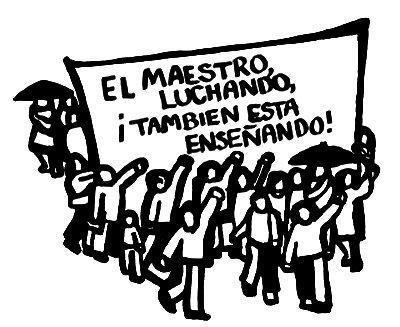 TUXTLA GUTIÉRREZ, CHIAPAS. 06 DE JULIO DEL 2016 ¡La hora ha llegado!, el magisterio nacional se levanta, no hay escuelas, por apática que parezca que...