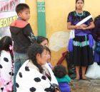 Este 9 de septiembre el pueblo creyente de la zona Tsotsil, instaló un plantón para exigir la libertad de Alberto Patishtan y justicia para los...