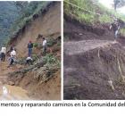 """Cecilia Bautista Miguel Promotores del Desarrollo Social Sustentable S. C. Las afectaciones que dejaron las tormentas """"Manuel"""" e """"Ingrid"""" en el estado de Guerrero crecen..."""
