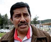 Alberto Patishtán Gómez, ex – preso político de El Bosque Chiapas, visitó a su compañero Alejandró Diaz Sántis, dentro del Centro de Reinserción Social para...