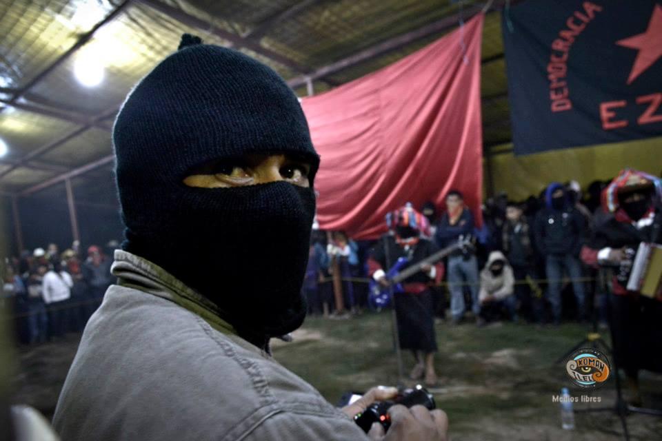 Pronunciamiento desde Reus, Catalunya, contra las agresiones a compañeros bases de apoyo zapatistas A la JBG Corazón del Arco Iris de la Esperanza Al Caracol...