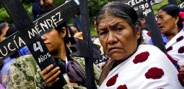 Organización de la Sociedad Civil Las Abejas Tierra Sagrada de los Mártires de Acteal Acteal, Ch'enalvo', Chiapas, México. 22 de junio de 2015 A las...