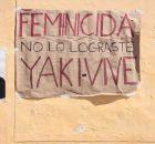 El 16 de febrero de 2014 se realizó en San Cristóbal de Las Casas, Chiapas una acción en repudio al encarcelamiento de Yakiri Rubio. Una...