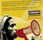 En el marco del Día Internacional de las Mujeres , este viernes 07 de marzo se realizará un encuentro en las instalaciones del CIDECI-Unitierra. La...