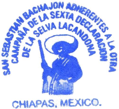 URGENTE Agredieron fuertemente a Domingo Perez Alvaro perteneciente a adherentes a la Sexta del Ejido San Sebastian Bachajon y participantes de CNI; que es nuestro...
