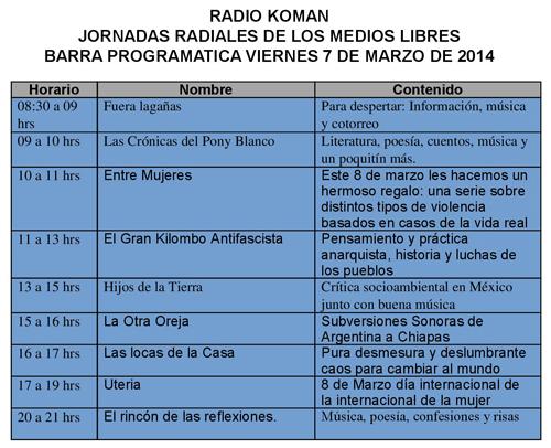 BarraJornadas7mar2014