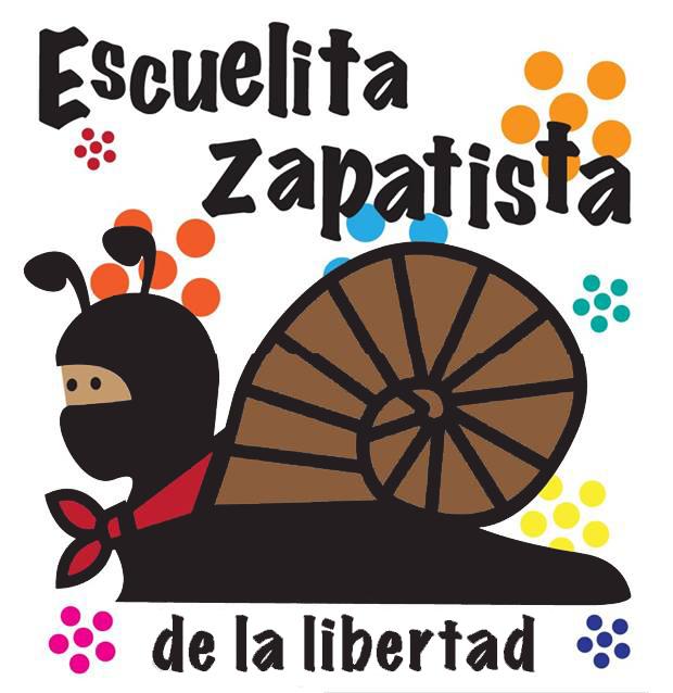 """Hoy hablando sobre lo que fue y se vio en la """"Escuelita de la libertad, según los y las zapatistas"""", iniciativa del EZLN donde las..."""