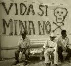 A Presentacion del Programa Cancion Asi somos ac del Grupo Blandas y Tlayudas B Declaración final del Foro contra la mineria en Zacualpan Colima Mexico...