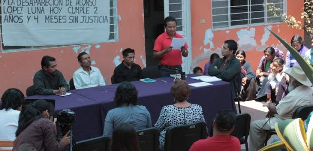 San Cristóbal de Las Casas, Chiapas;  A 31 de marzo de 2014. A los medios de comunicación, nacional e internacional A los defensores de...