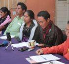 El próximo lunes 14 de abril, los desplazados del Ejido Puebla del municipio de Chenalho, retornarán a su tierra de la cual han estado fuera...
