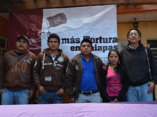 En Chiapas persisten las torturas. Hoy en rueda de prensa, en elFrayba Derechos Humanosse presentaron la libertad de Hiber, Andres y Josue, quienes estuvieron injustamente...