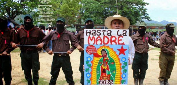 Maestro Galeano Maestro de la escuelita la Libertad según l@s Zapatistas La Realidad, Chiapas, México. Estimado colega y compañero. Le envío la presente para saludarle,...