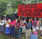 EJÉRCITO ZAPATISTA DE LIBERACIÓN NACIONAL. MÉXICO. 16 de Agosto del 2015. A la Sexta Nacional e Internacional: Al Congreso Nacional Indígena: A l@s de abajo...