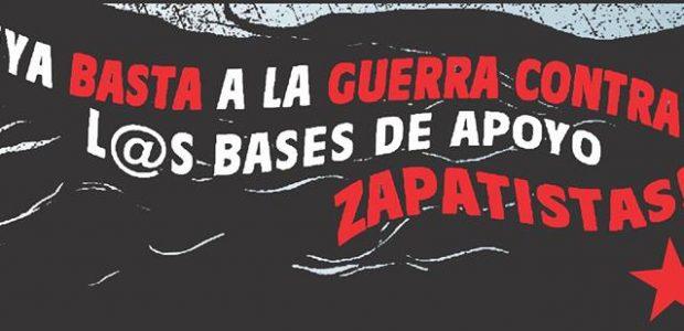 L@s sancristobalenses les hacemos un llamado para recordar la historia que vivimos hace 20 años. Desde entonces, l@s zapatistas han luchado por la paz, construyendo...