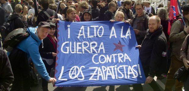 A nuestras y nuestros compas zapatistas: A nuestras y nuestros compas, los y las adherentes de La Sexta: A nuestras y nuestros compas...
