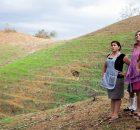 Por Braulio Hidalgo y Costilla. Caravana Climática por América Latina La Puya, resistencia contra la minería a cielo abierto en Guatemala. Foto Aldo Santiago En...