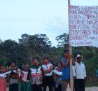 """Chiapas, México. 10 de junio. """"El comisariado ejidal oficialista Alejandro Moreno Gómez, está organizando una asamblea ilegal para juntar firmas para simular que la asamblea..."""
