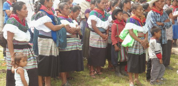 Ejido san jeronimo bachajon, Aderhentes a La Sexta Declaración de la Selva Lacandona, Chiapas; México a 14 de julio del 2014. A la opinión pública...