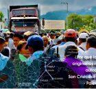 FUENTE:http://otrosmundoschiapas.org/index.php/temas-analisis/31-31-resistencias/1718-porque-los-pueblos-originarios-rechazan-la-autopista-san-cristobal-de-las-casas-palenque Marie-Pia Rieublanc / Otros Mundos AC/Chiapas VIDEOS al Final La semana pasada, el titular de la Secretaría de Infraestructura y Comunicaciones de Chiapas (SinfrayC)...