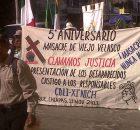 """por pozol colectivo. Ocosingo Chiapas. 17 de julio. """"Nos quieren obligar a entrar en el Fondo de Apoyo a Núcleos Agrarios Sin Regularizar (FANAR)"""", denuncian..."""