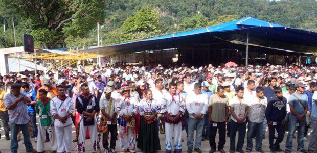 PALABRAS DEL COMANDANTE TACHO, A NOMBRE DEL COMITÉ CLANDESTINO REVOLUCIONARIO INDÍGENA-COMANDANCIA GENERAL DEL EZLN, EN LA INAUGURACIÓN DE LA PRIMERA COMPARTICIÓN DE PUEBLOS ORIGINARIOS DE...