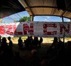 A la Comunidad Indígena Nahua de Santa María Ostula, Aquila, Michoacán: A la Sexta nacional e Internacional: A los pueblos de México y del Mundo:...